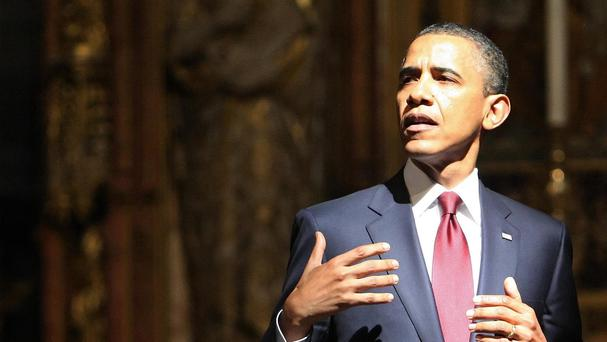 Barack Obama used the n-word in an attempt to make a point about enduring racism