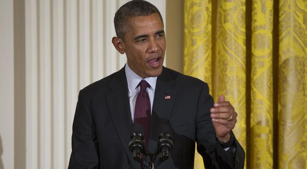President Barack Obama will meet the families of Americans who have been held captive by terrorist groups (AP)