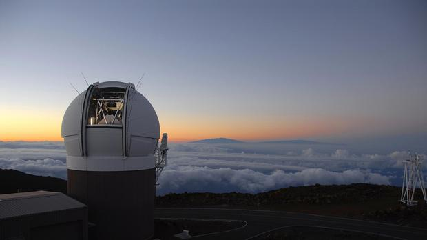Hawaii is already home to many giant telescopes