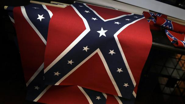 Alabama Gov Robert Bentley has ordered Confederate flags to be taken down from the grounds of the state Capitol. (AP)