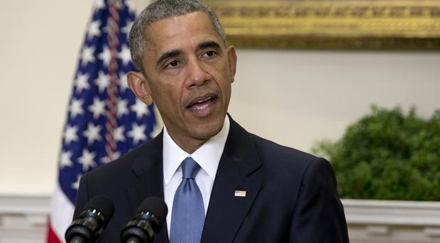 The healthcare law is one of President Barack Obama's most significant domestic achievements (AP)