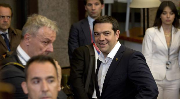 Alexis Tsipras said that after the comprehensive Greek proposals, he was confident they would reach a compromise (AP)