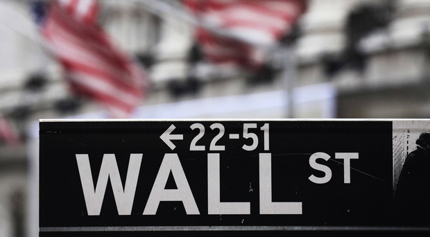 Wall Street fell sharply for the fourth straight day on opening as traders slashed odds that the US Federal Reserve would hike interest rates next month - the first rise in nine years - after the central bank continued to voice concerns about lagging inflation in the world's largest economy