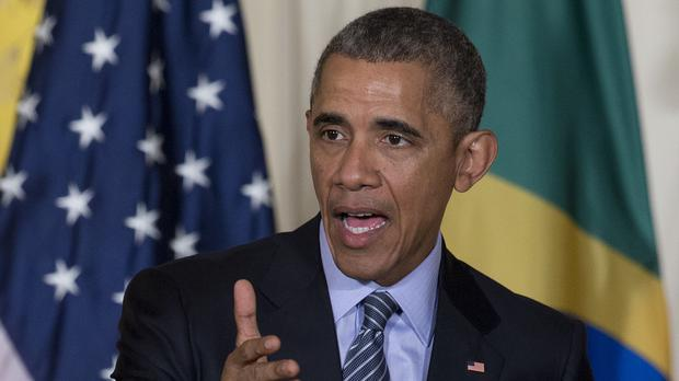 US President Barack Obama will announce the agreement today at the White House (AP)