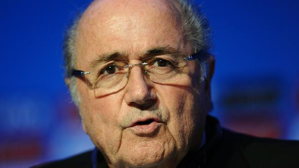 Outgoing Fifa president Sepp Blatter claims the German and French presidents tried to influence the 2018 and 2022 World Cup votes