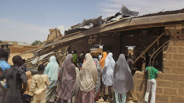 Nigeria has been rocked by two further blasts a day after a bombing at the Redeemed Christian Church of God in Potiskum (AP)