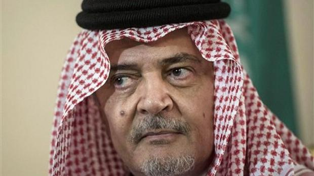 Prince Saud al-Faisal was the world's longest serving foreign minister (AP)