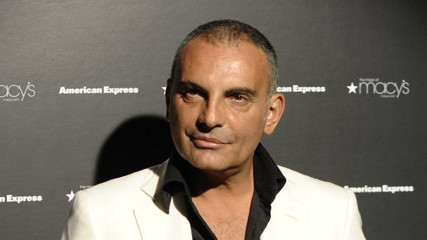 Fashion designer Christian Audigier was known for his street-wise designs (AP)