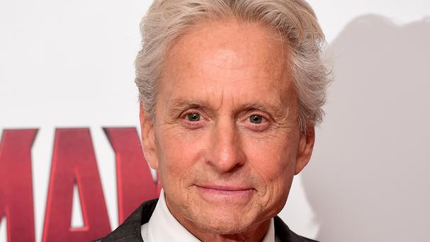 Michael Douglas reflected on the loss of his mother Diana