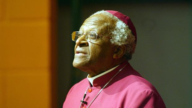 Desmond Tutu has been admitted to hospital in South Africa
