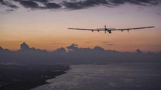 The Solar Impulse2 has been grounded after it suffered battery damage