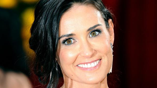 Demi Moore says she is shocked over the death of a young man in her Los Angeles pool