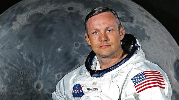 Neil Armstrong, commander of the Apollo 11 lunar landing mission, was the first man to walk on the moon