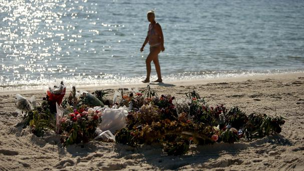 The operation comes just weeks after the beach massacre in Sousse, Tunisia