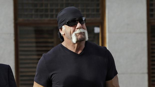 Hulk Hogan is one of the most recognisable faces of American professional wrestling (AP)