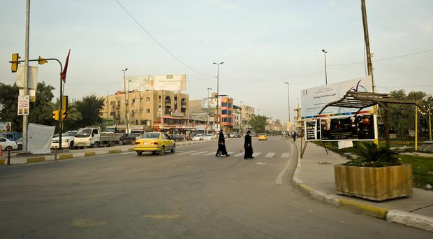 Baghdad has reclaimed control of Anbar University from Islamic State fighters