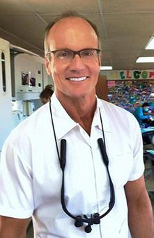 In hiding: Walter Palmer