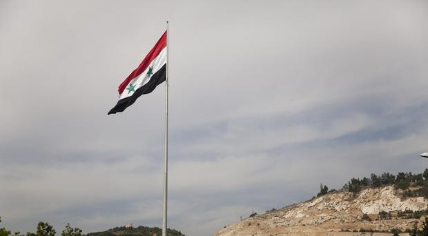 The town of Ariha had been taken by rebels and IS fighters