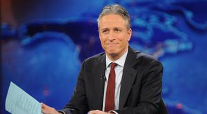 Jon Stewart ended a 16-year stint on The Daily Show (AP)