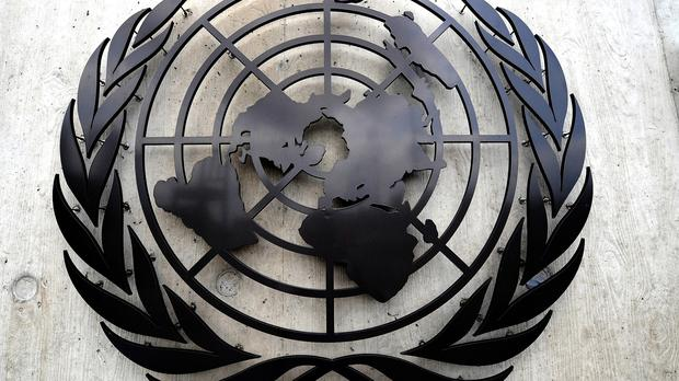 The UN said it is opening an investigation into the incident