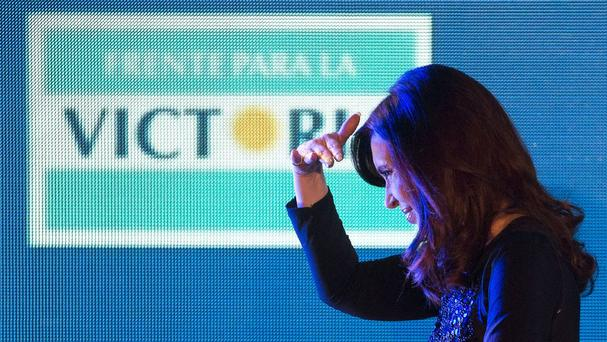 Cristina Fernandez and her late husband have dominated Argentine politics for 12 years