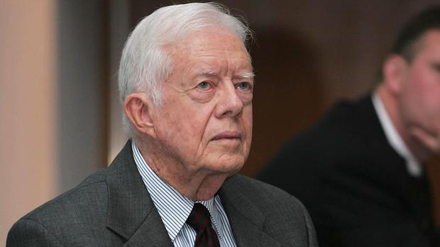 Jimmy Carter was the 39th president of the United States
