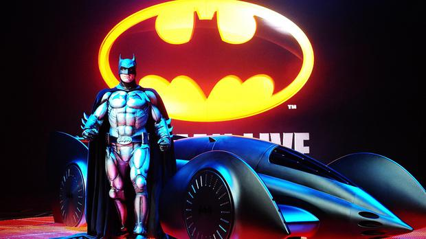 'Batman' died after his Batmobile developed engine trouble