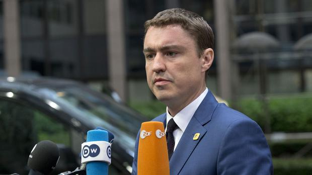 Estonian Prime Minister Taavi Roivas says Kohver has been illegally detained. (AP)