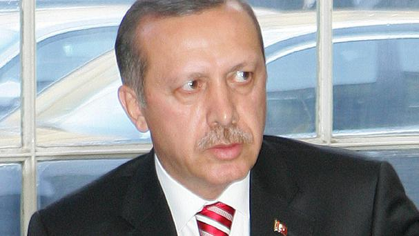 Turkish prime minister Recep Tayyip Erdogan said he would form an interim government to lead the country to the election