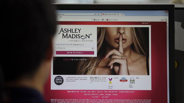 Ashley Madison has said the personal details exposed in the data leak cannot be used to prove the infidelity of their clients (AP)
