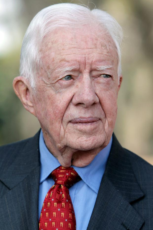 Cancer: Jimmy Carter