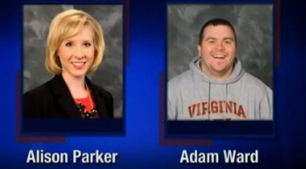 Reporter Alison Parker died along side her cameraman Adam Ward (WDBJ-TV7/AP)