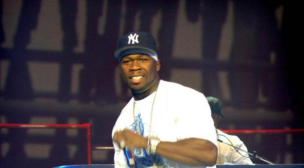 Rapper 50 Cent has filed for bankruptcy