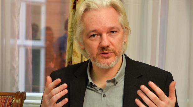 Julian Assange denies all accusations against him