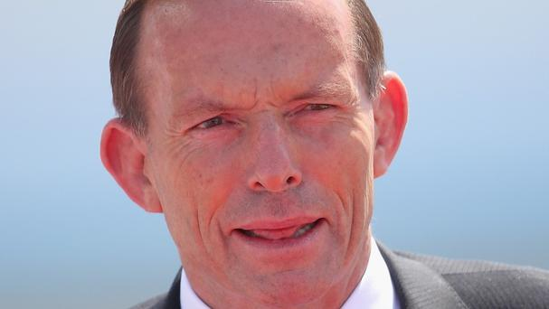 Australian Prime Minister Tony Abbott compared IS to the Nazis