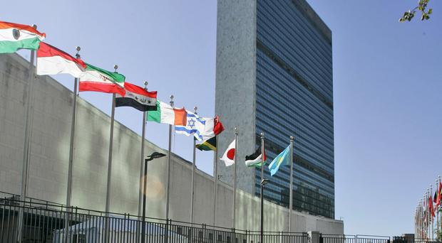 The UN backed a resolution outlining nine principles to restructure national debts (AP)