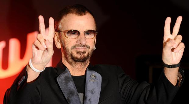 Former Beatle Ringo Starr is putting hundreds of items up for sale