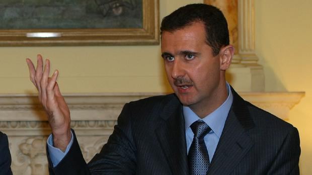 Bashar Assad said the priority must be defeating terrorism in Syria