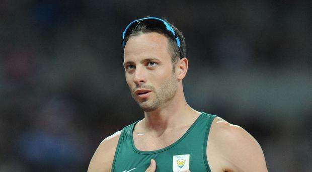 Oscar Pistorius was sentenced to five years in prison last October