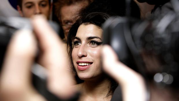 A film about Amy Winehouse is being shown to Thai youngsters.