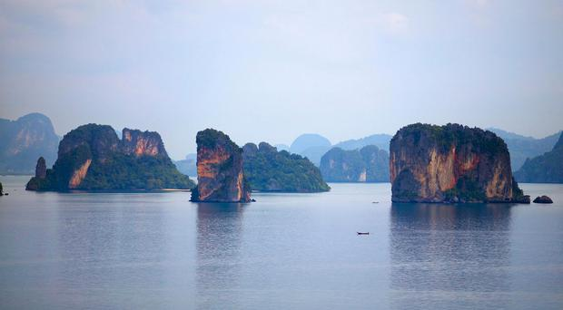 A Hungarian woman was killed in a collision between two boats in Thailand