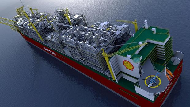 Royal Dutch Shell is ending exploration in offshore Alaska