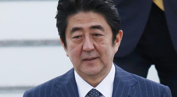 Japanese prime minister Shinzo Abe welcomed the basic agreement as 'a far-sighted policy for all participating countries'