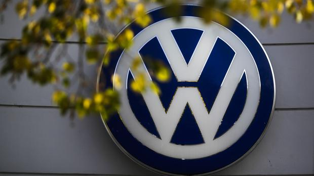 Volkswagen's new chief executive is briefing workers on the effects of the emissions scandal (AP)