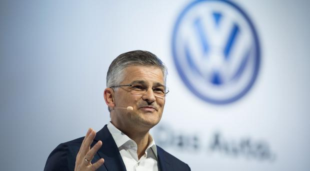 Volkswagen Group of America boss Michael Horn will face a grilling by members of the US Congress (AP)