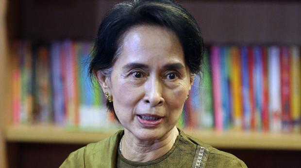 Aung San Suu Kyi has a lead-from-behind plan to get round laws barring her from becoming Burma's president