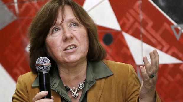 Svetlana Alexievich has won the Nobel Prize in literature (AP)