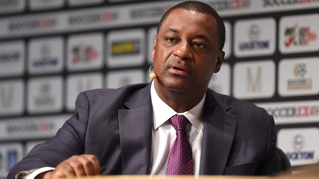 The Fifa official is a former assistant to Concacaf president Jeffrey Webb