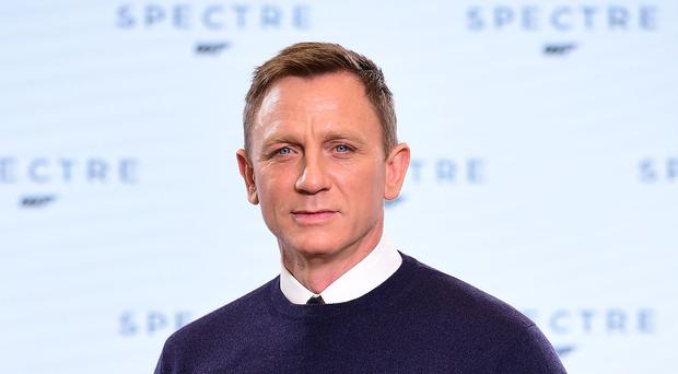 Daniel Craig has visited a minefield on Cyprus as part of his work with the UN.