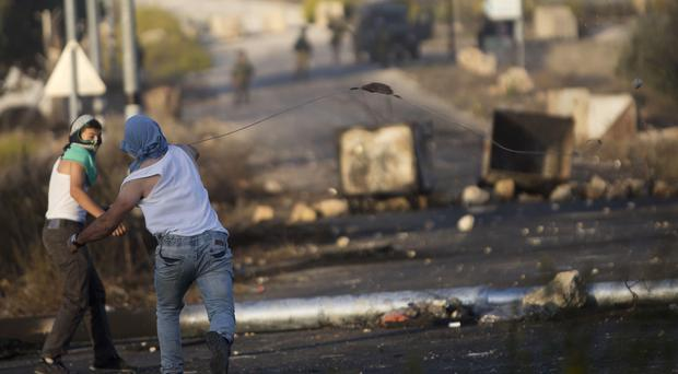 There are heightened tensions in the West Bank